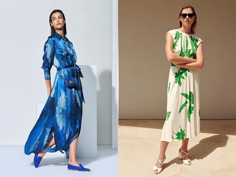 Какую обувь выбрать под длинные летние платья и юбки