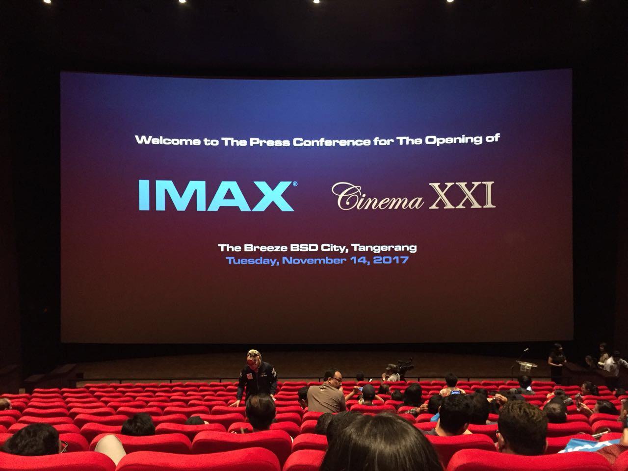 Pemkot Tangerang Kaji Pembukaan Bioskop di Tangerang