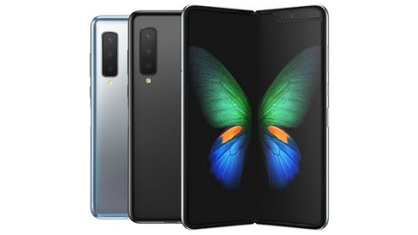 Samsung Galaxy Fold Resmi Hadir di Indonesia, Inilah Harganya