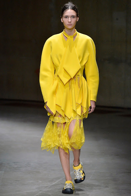 CROCS AND CHRISTOPHER KANE DEBUT NEW RUNWAY COLLABORATION AT LONDON FASHION WEEK
