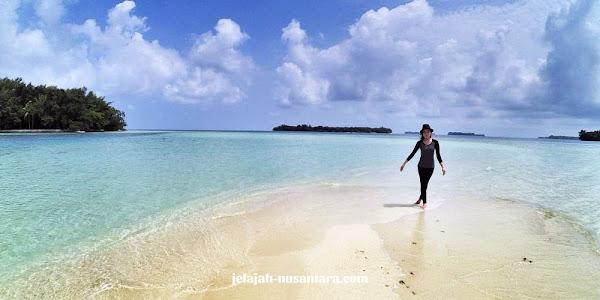 jelajah pulau private wisata pulau harapan