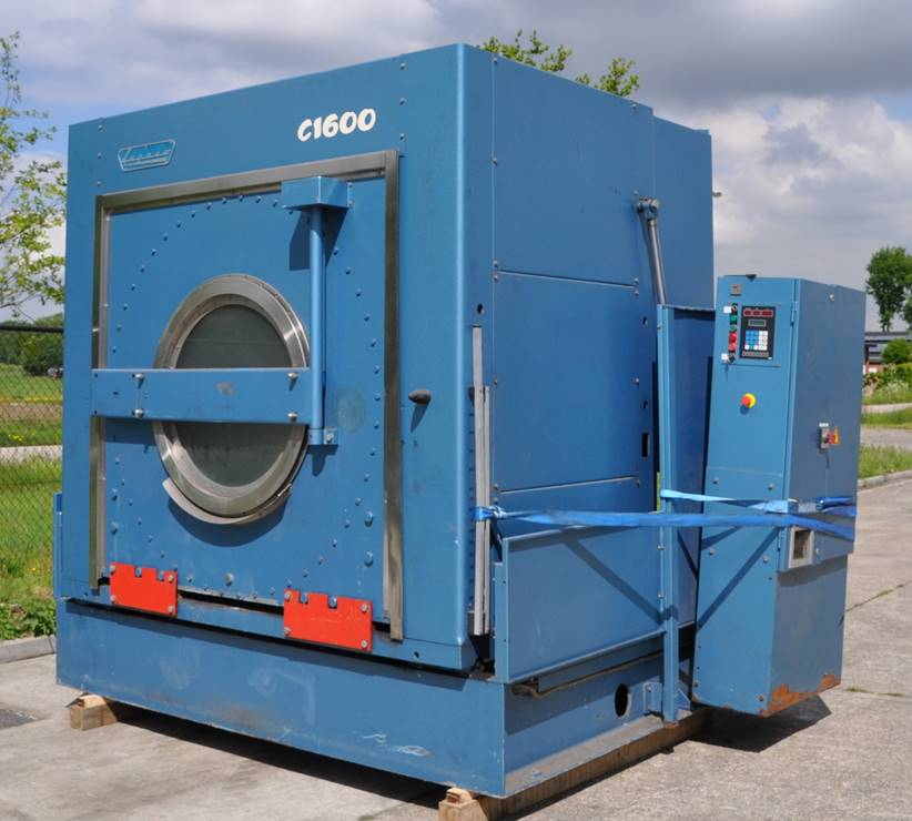 B C Washer Extractor ~ Cbamachines worldwide trader in industrial laundry