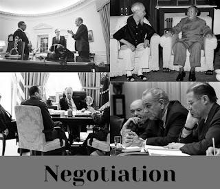 Vietnam war negotiation