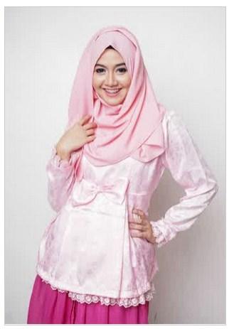 Sample Contoh Baju Muslim Renda Danitailor