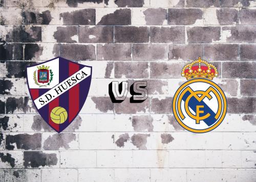 Huesca vs Real Madrid  Resumen y Partido Completo