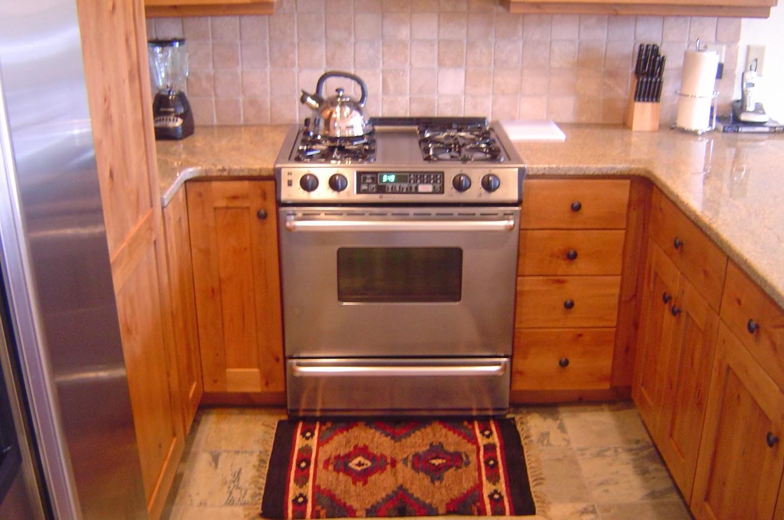 cocinas modernas estufas