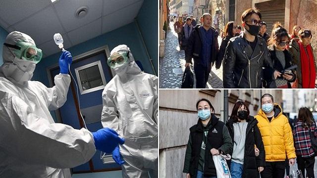 Coronavirus: Έξι οι νεκροί στην Ιταλία και 230 κρούσματα!
