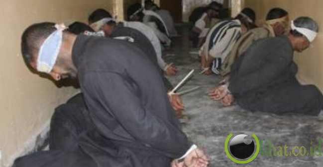 Penjara Militer Tadmor di Syria