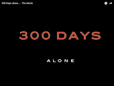 300 ημέρες μόνος