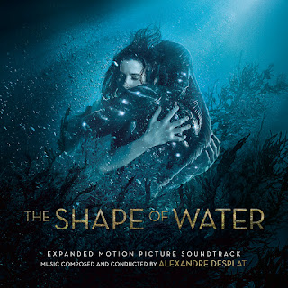 the shape of water alexandre desplat soundtrack alternate cover expanded