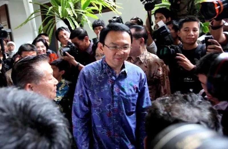 Mantan gubernur DKI Basuki Tjahaja Purnama