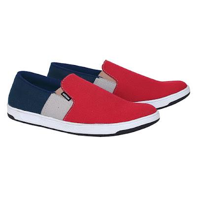 Sepatu Casual Slip On Pria Catenzo CU 105