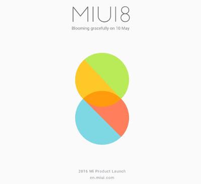Inilah 5 Smartphone Xiaomi yang Bisa Menggunakan MIUI 8 Beta