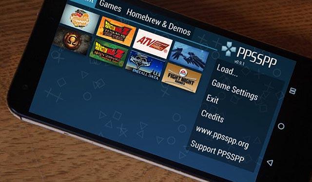 Download Emulator PSP Cara Main Game PPSSPP di Android