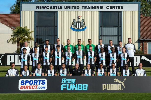 Jadwal Newcastle United 2020