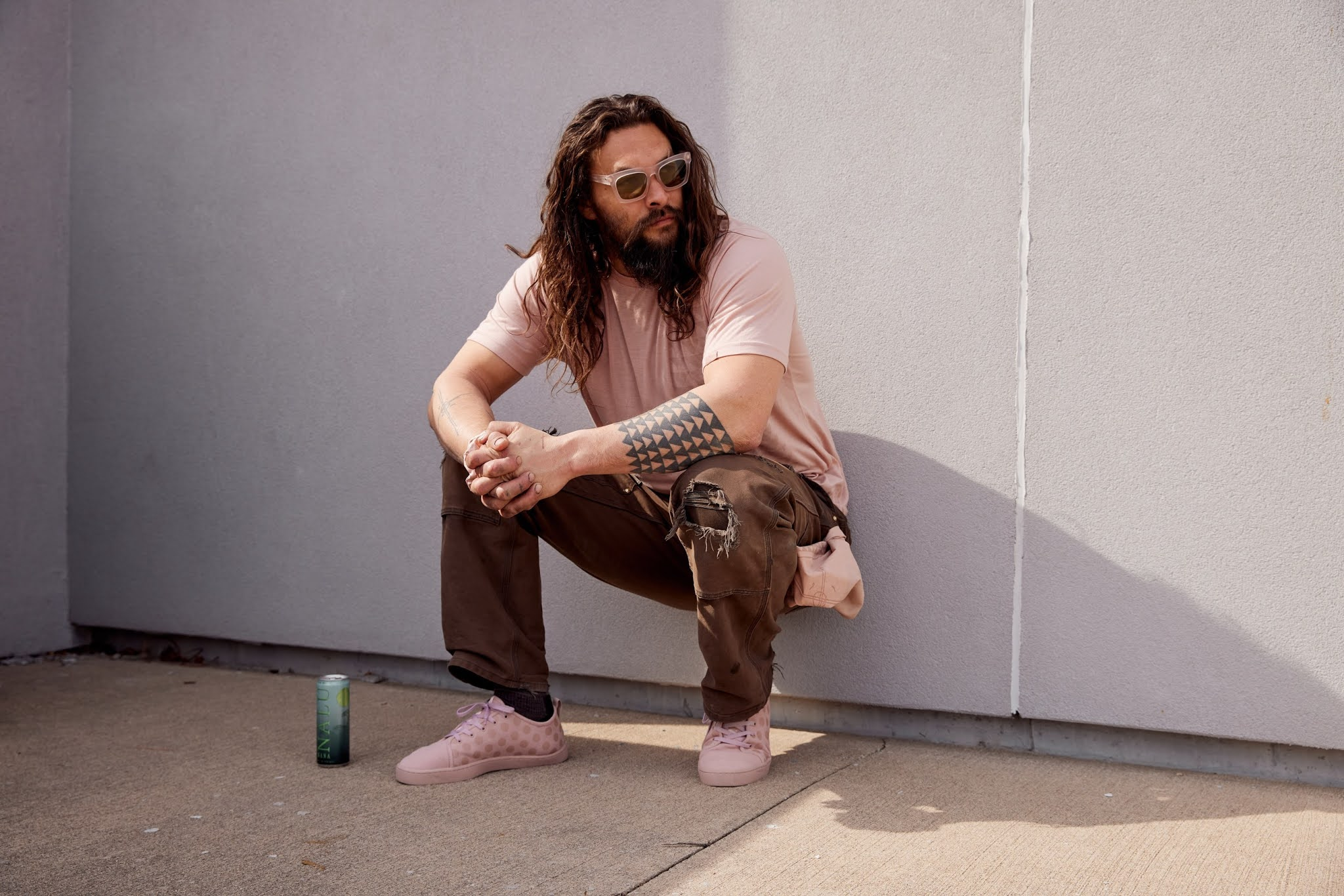 Actor Jason Momoa Takes A Stand Against Single-Use Plastics In Hollywood