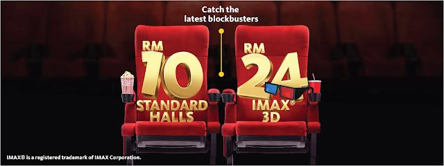 Maybank TGV Cinema Movie Ticket Discount Promo