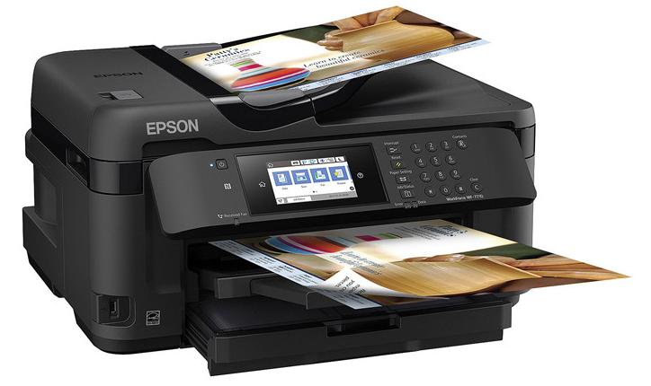 Epson WorkForce WF-7710 Printer Driver Download - Download