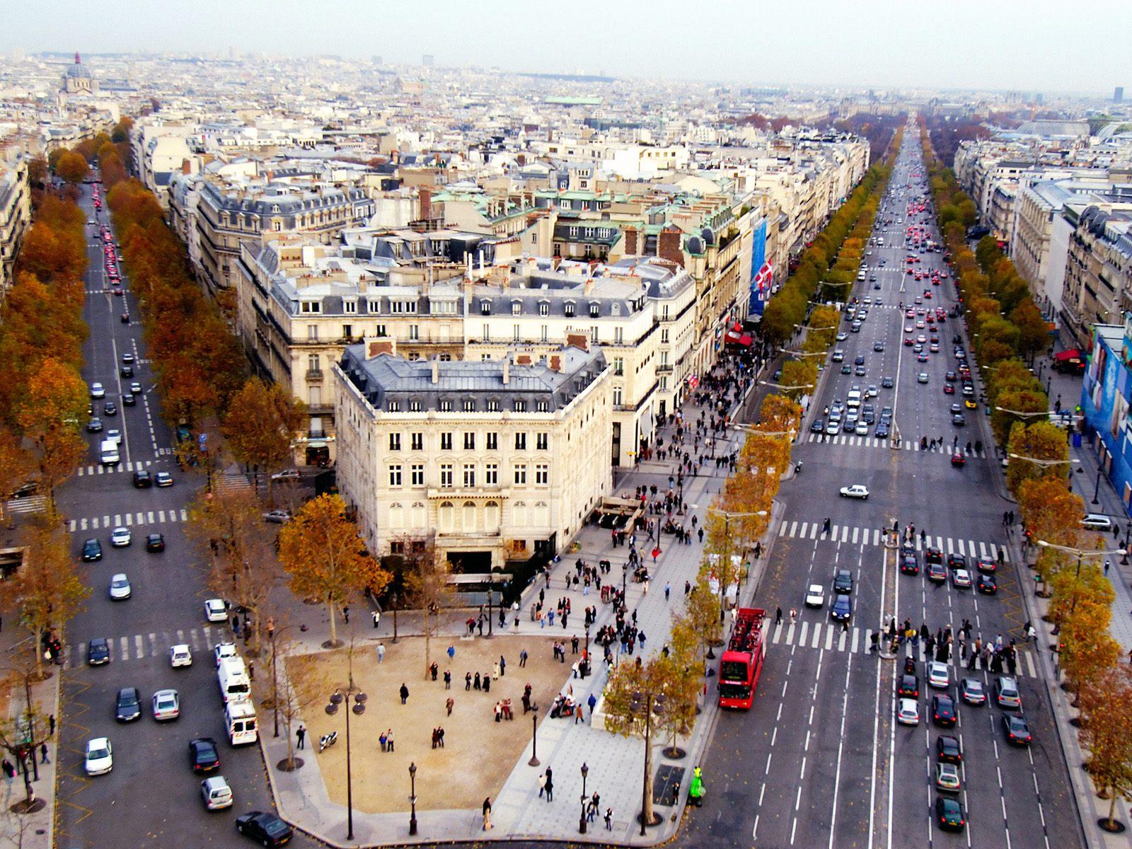 Hotel Parigi Grand Boulevard