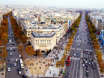 World Visits Wonderful Place Champs Elysees In Paris France