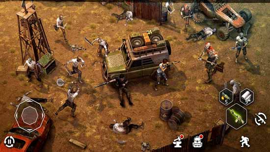 Dawn of Zombies Mod Apk For Android