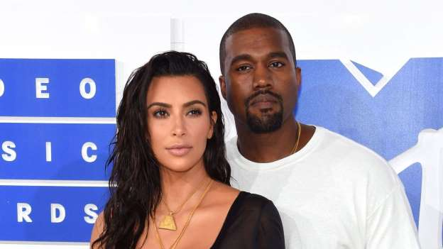 Kim Kardashian and Kanye West's Car Burglarized at Bel-Air Home