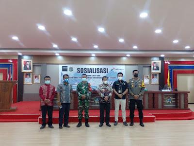 "Buka Sosialisasi Program Langit Biru (PLB) bersama PT Pertamina, Bupati Sekadau: ""BBM Dijual Dengan Harga Lebih Terjangkau"""
