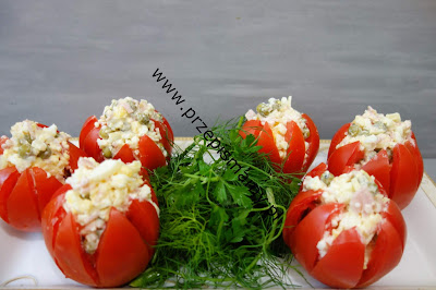 Pomidory faszerowane
