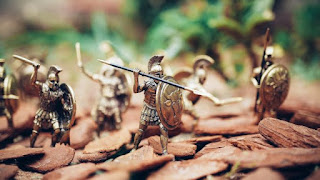 Greek Battle - Photo by Jaime Spaniol on Unsplash