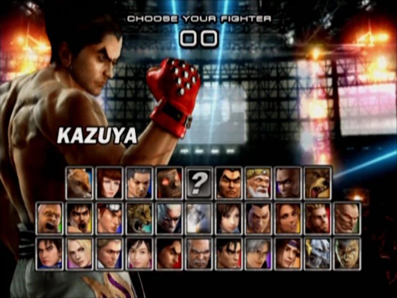 Download Tekken 5 Game Setup Exe