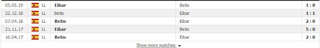 Dự đoán bóng đá Betis vs Eibar, 02h ngày 05/10 - La liga Betis2