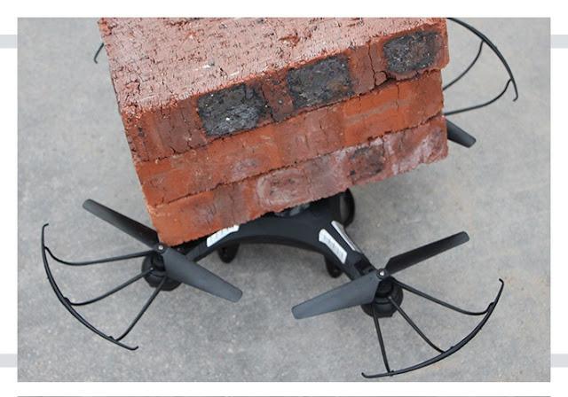 Sức chịu máy bay Drone