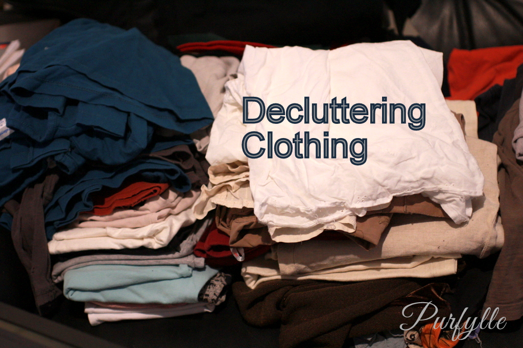 4 Steps to Painless Wardrobe Purging