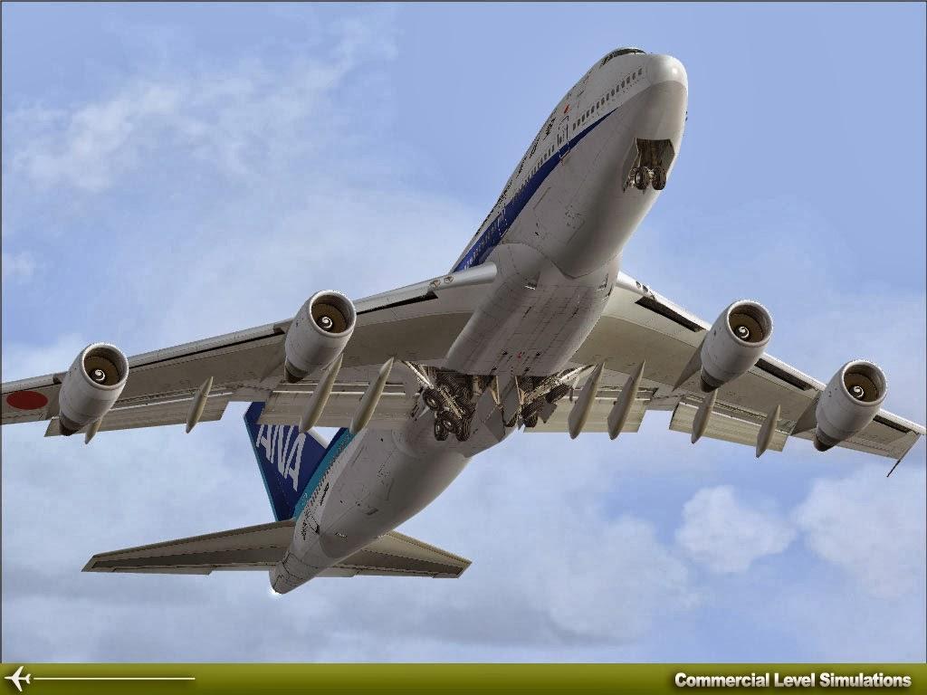 Fsx 747 Flight Manual