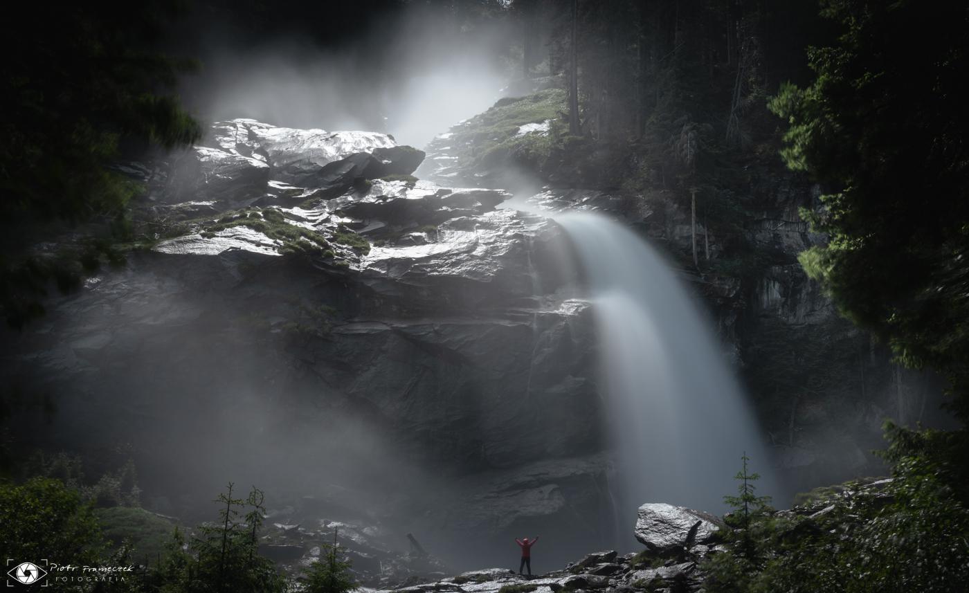 Wodospad Krimmle, Krimmler Wasserfälle