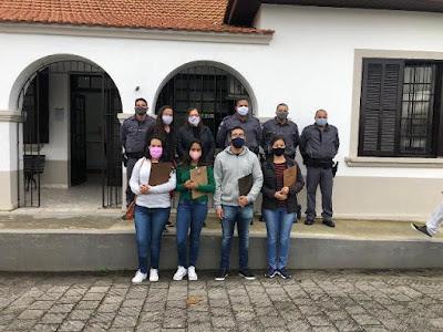 Nova abordagem aos moradores de rua em Iguape