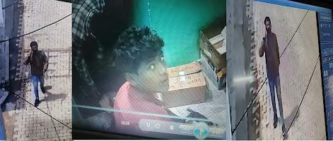 चोरियों के दो अलग-अलग मामलों में जींद पुलिस ने जारी की सीसीटीवी फुटेज
