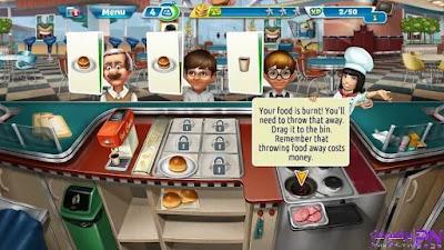 تحميل لعبة cooking fever للكمبيوتر اخر اصدار