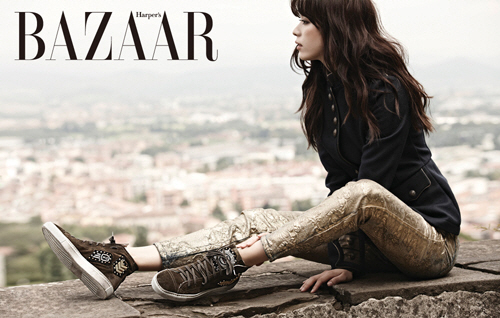 twenty2 blog: Han Hyo Joo in Harper's Bazaar Korea September