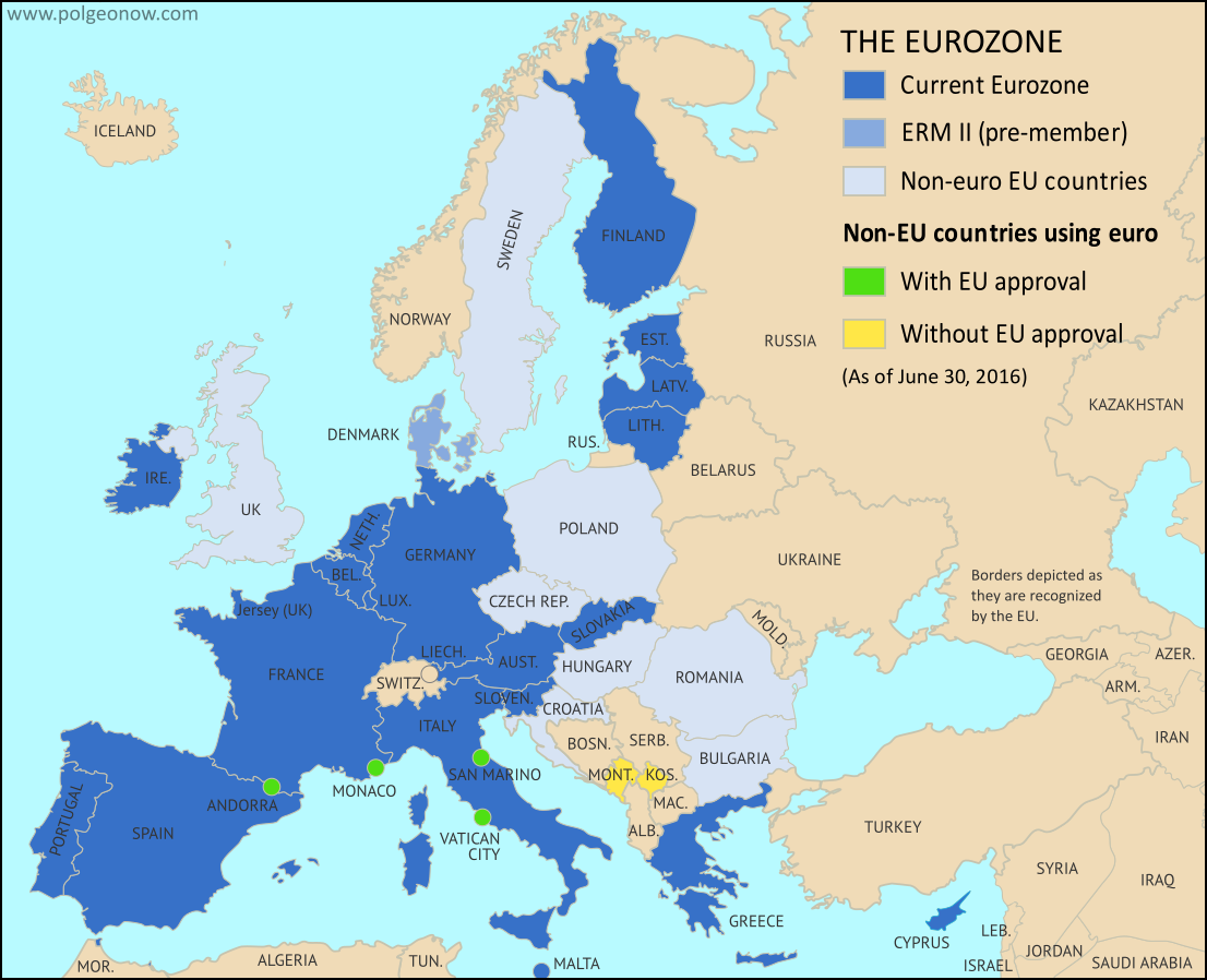 countries in europe and their capitals and currency pdf