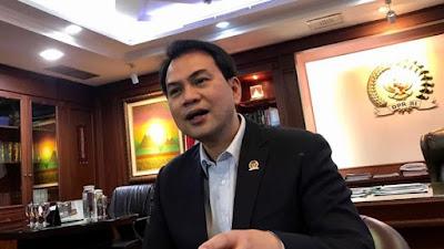 Azis Syamsuddin Dicegah KPK ke Luar Negeri!