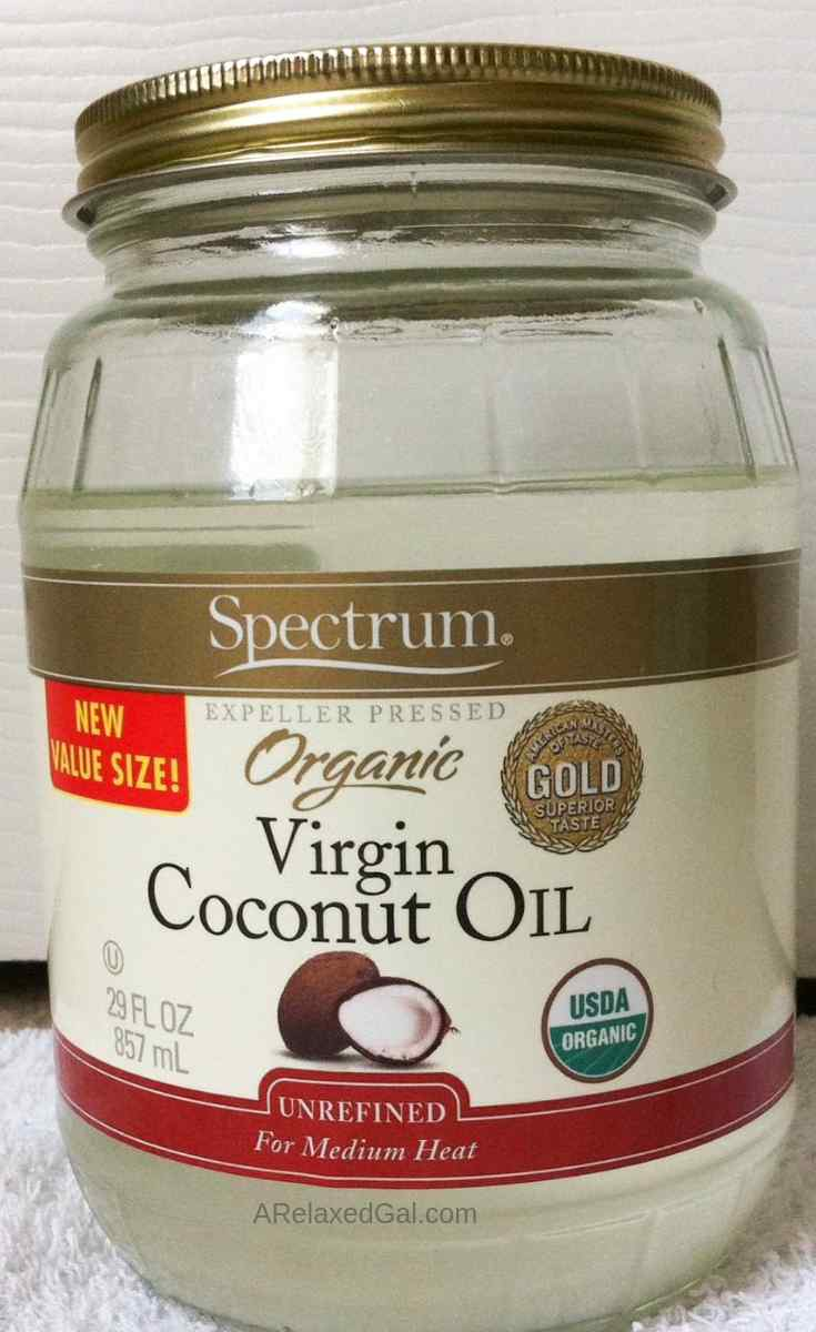 Penetrating Natural Oils For Hair Coconut Oil | A Relaxed Gal