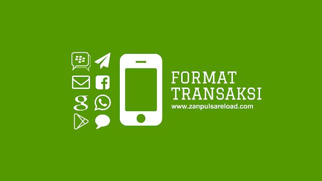 Format Cara Transaksi Di KlickPayment