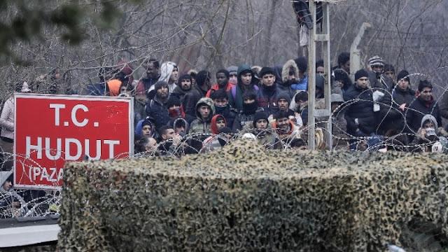 Μέτρα από την Κομισιόν για την προστασία των ελληνικών συνόρων