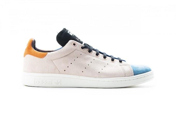 Η adidas «βάφει» τα κλασικά Stan Smith με ιδιαίτερους χρωματισμούς