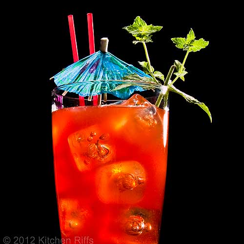 Zombie Cocktail