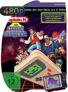 Capitan N: El Amo Del Juego [1989] Temporada 1 [480p] Latino [GoogleDrive] SilvestreHD
