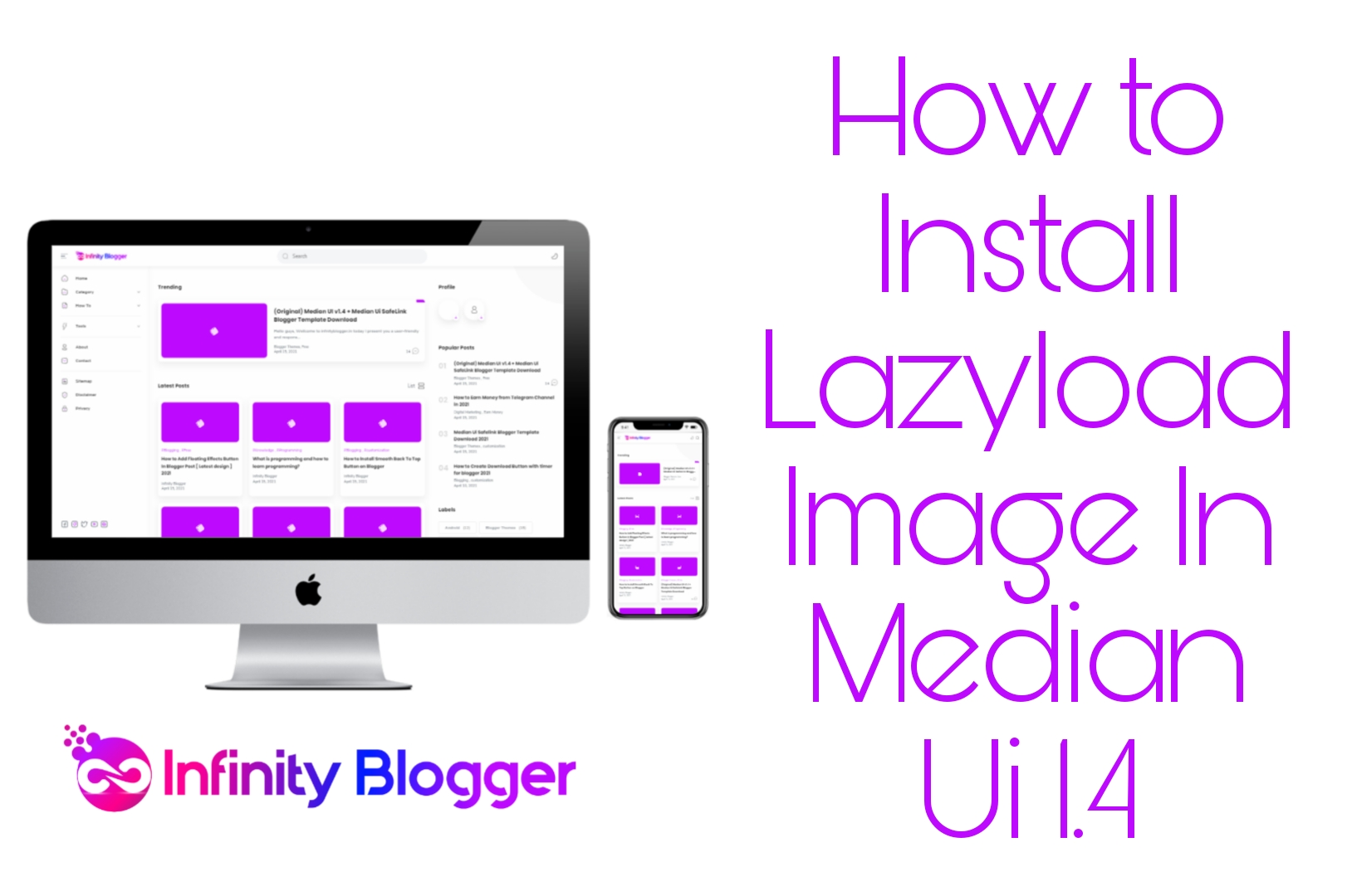 How to Install Lazyload Images