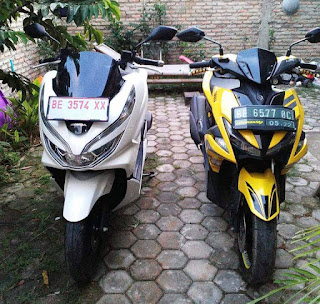 All New PCX atau Aerox 155?