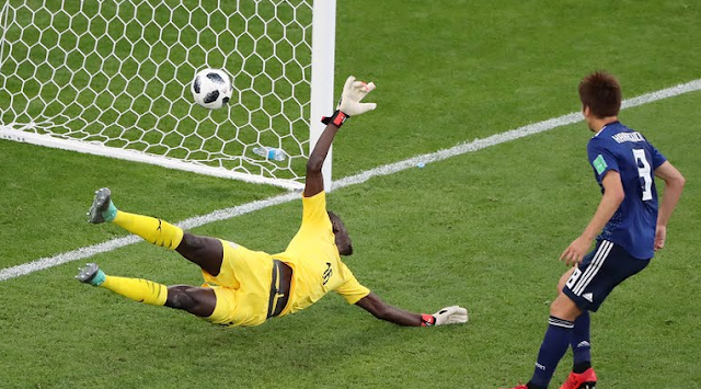 Video Highlights Jepang Vs Senegal 2-2